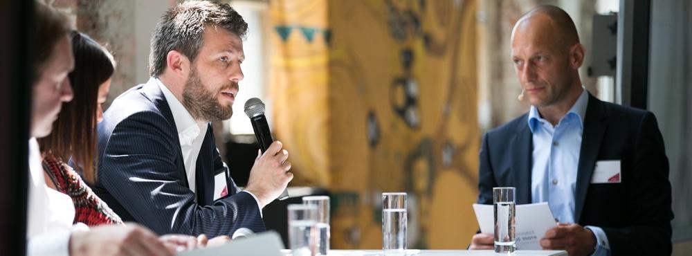 Veerkracht volgens Volvo. Interview met Balder D'hondt, Marketing Directeur Volvo